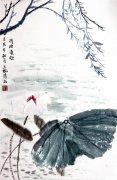 王婉清 7岁 学画1年