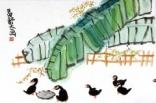 葛舒天 8岁 学画一年半